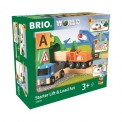 Brio 33878 Basis Set A: Lift & Loader Set