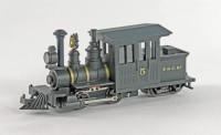 Minitrains 1032 F&C Dampflok Forney