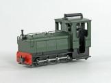 Minitrains 1052 Diesellok Schneider grün