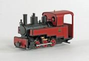 Minitrains 1082 Dampflok Decauville rot