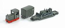 Minitrains 5096 Wolli-Bau Bauzug 4-tlg Ep.3/4