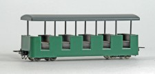 Minitrains 5195 Schlossgartenbahn Personenwagen