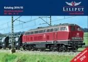 Liliput 020140 Liliput Katalog 2014 (H0, H0e, N, G)
