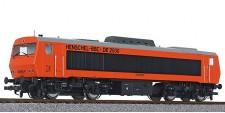 Liliput 132051 DB Diesellok DE 2500 Ep.4