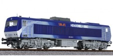Liliput 132054 DB Diesellok DE2500 Ep.4