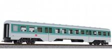 Liliput 133162 DBAG Personenwagen 2.Kl. Ep.5
