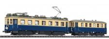 Liliput 133895 WLB Straßenbahn 2-tlg Ep.4