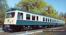 Liliput 163215 DB Triebzug BR 628.0 Ep.4