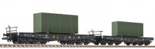 Liliput 230170 DRB Schwerlast-Transportwg. 6-achs Ep.2