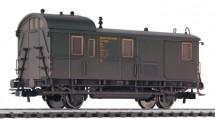 Liliput 235005 DR gedeckter Güterwagen Ep.2