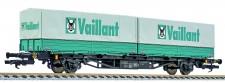 Liliput 235223 DB Containertragwagen 2-achs Ep.4
