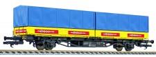 Liliput 235224 DB Containertragwagen 2-achs Ep.4