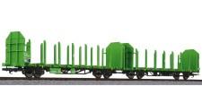 Liliput 235240 DBAG Holztransportwagen Ep.5/6