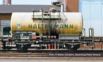 Liliput 235354 DB HALTERMANN Kesselwagen Ep.4