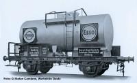 Liliput 235356 DB D.A.P.G. Kesselwagen 2-achs Ep.2