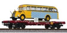 Liliput 235782 SLB Transportwagen 4-achs Ep.5