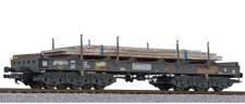 Liliput 235791 NS Flachwagen 6-achs Ep.5