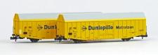 Liliput 260160 DB Großraum Güterwagen-Set 2-tlg. Ep.4