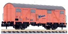 Liliput 265033 DB Manner gedeckter Güterwagen Ep.5