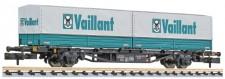 Liliput 265223 DB Containertragwagen 2-achs Ep.4