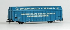 Liliput 265813 DB R&M Großraum Güterwagen Ep.4