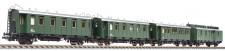 Liliput 330516 ÖBB Personenwagen-Set 4-tlg. Ep.3