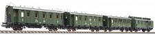 Liliput 330517 BBÖ Personenwagen-Set 4-tlg. Ep.2
