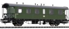 Liliput 334016 DR Personenwagen 2.Kl. 2-achs Ep.3
