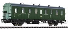 Liliput 334045 DR Personenwagen 2.Kl. 2-achs Ep.3