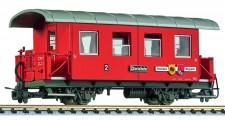 Liliput 344366 Zillertalbahn Personenwagen 1/2.Kl. Ep.6