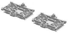 Liliput 42100-250-9 Drehgestell-Umbausatz H0e zu H0m