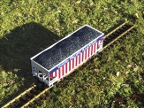 Piko 36312 Ladegut für Schüttgutwagen
