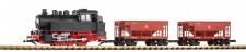 Piko 37100 DB Analog Startset Güterzug