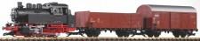 Piko 37120 DB analog Startset Güterzug Ep.3
