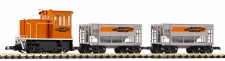 Piko 37150 Analog Startset Mighty Hauler