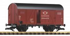 Piko 37925 DR Simson gedeckter Güterwagen Ep.4