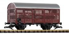 Piko 37955 DR Viehtransportwagen 2-achs Ep.3