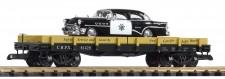 Piko 38760 C.H.P.X. Flachwagen 4-achs