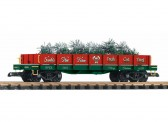 Piko 38762 Niederbordwagen Christmas Tree Express