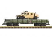 Piko 38764 US Army Autotransportwagen mit Humvee