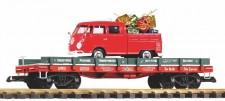 Piko 38776 Autotransportwagen Weihnachten m. VW