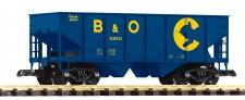 Piko 38882 B&O Schüttgutwagen 4-achs