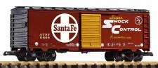 Piko 38926 Santa Fe gedeckter Güterwagen