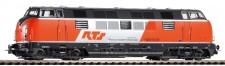 Piko 52609 RTS Diesellok BR 221 Ep.6