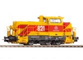 Piko 52665 thyssenkrupp Diesellok Vossloh G6 AC
