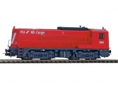 Piko 52690 NS Cargo Diesellok Rh 2200 Ep.4