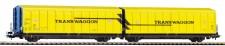 Piko 54582 DBAG TW Schiebewandwagen 4-achs Ep.5