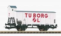 Piko 54619 DSB Tuborg gedeckter Güterwagen Ep.3