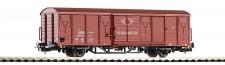 Piko 54969 DR gedeckter Güterwagen 2-achs Ep.4