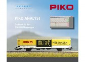 Piko 55051 Software für Messwagen